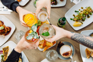 Bottomless Brunch at The Village Moseley
